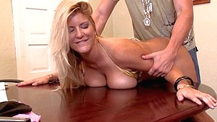Big Tits Bitch