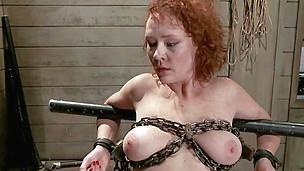 BDSM Blindfolded