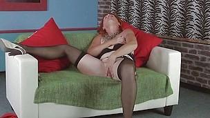Dildo Masturbation