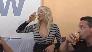 Blowjob Drunk