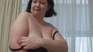 Booty Brunette